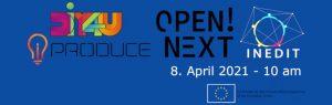 Open Innovation Collaboration webinar